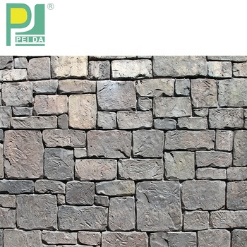 Best-selling Artificial Stone Wall Decorative Cement Stone Wall Panels