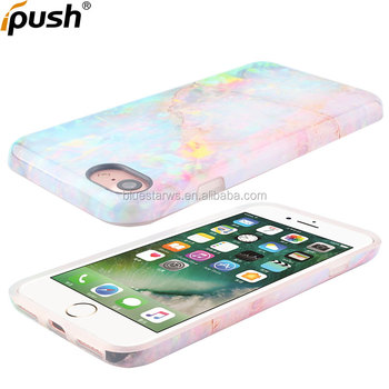Bulk buy from China TPU case for Iphone 7 8plus Marble Design single IMD Case For iPhone X
