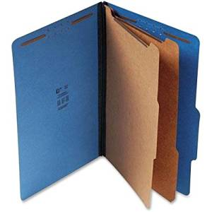 SJPS61403 - S J Paper Expanding Classification Folder