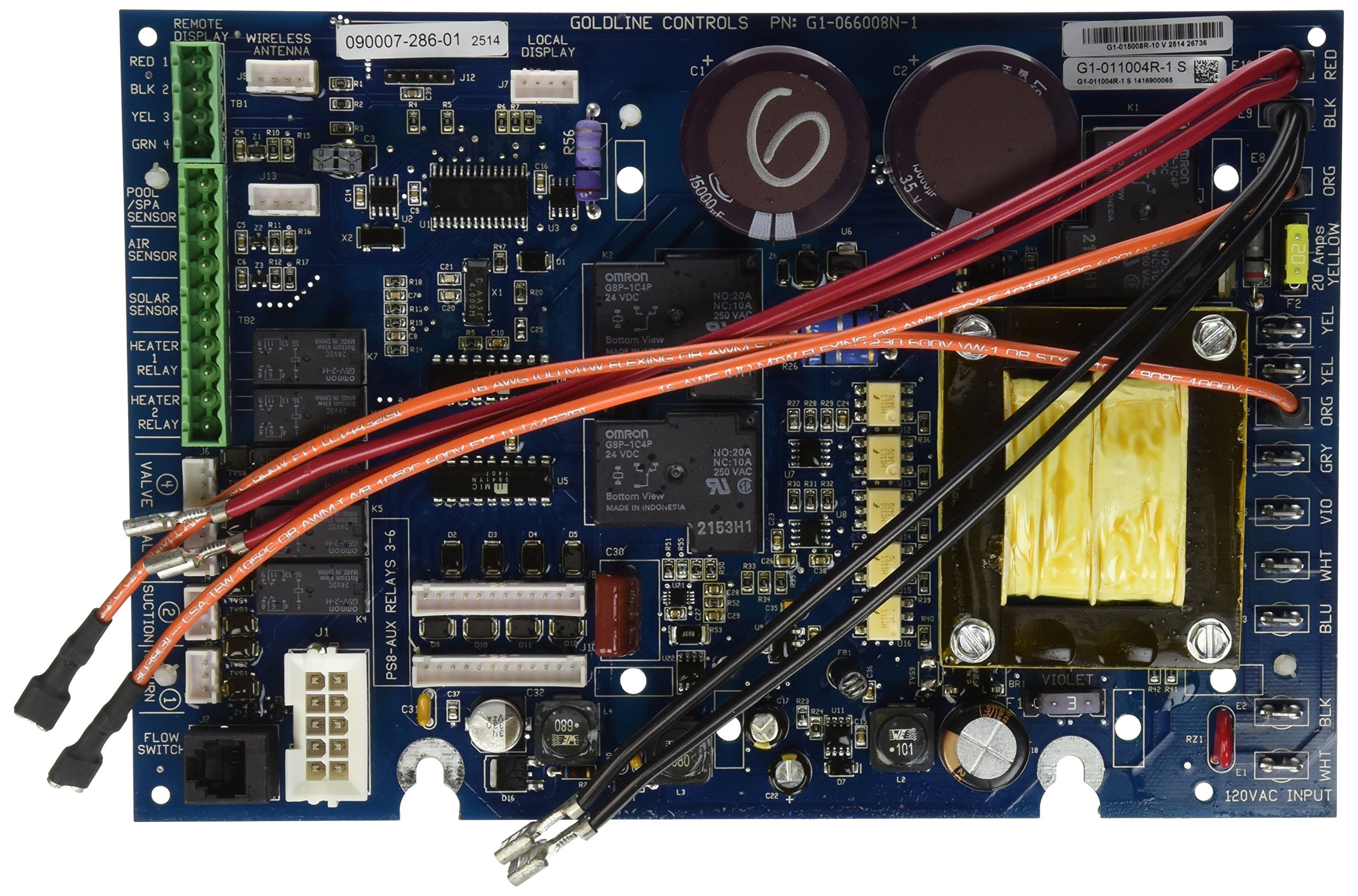 Cheap Pcb Replacement Find Deals On Line At Alibabacom And Replace Faulty Components From Printed Circuit Boards Pcbs Get Quotations Hayward Glx Main Board For Goldline Aqualogic