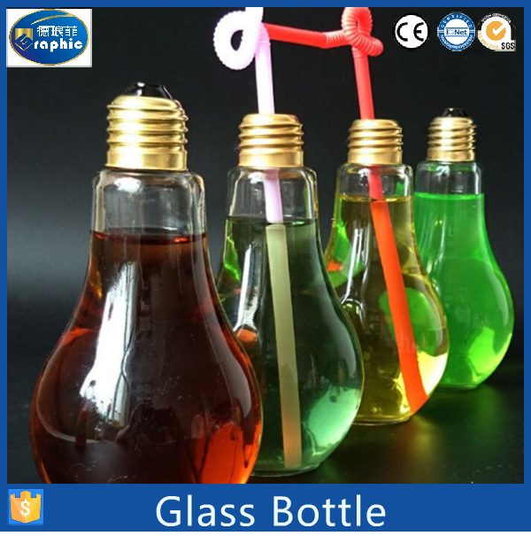 100ml/300ml/400ml light bulb shaped ejuice glass <strong>bottle</strong> to uk