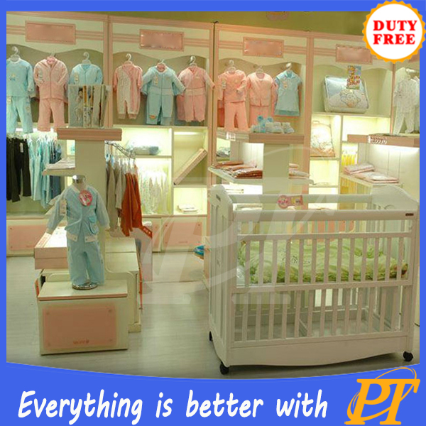baby clothes store interior design custom kids store display for kids  clothing stores decoration