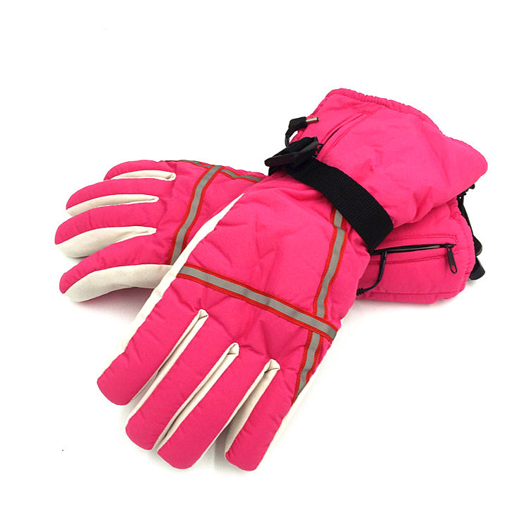 Unisex Electric Rechargeable Battery Warm Heated Gloves