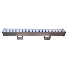 Modern style silver aluminum led strip wall washer light