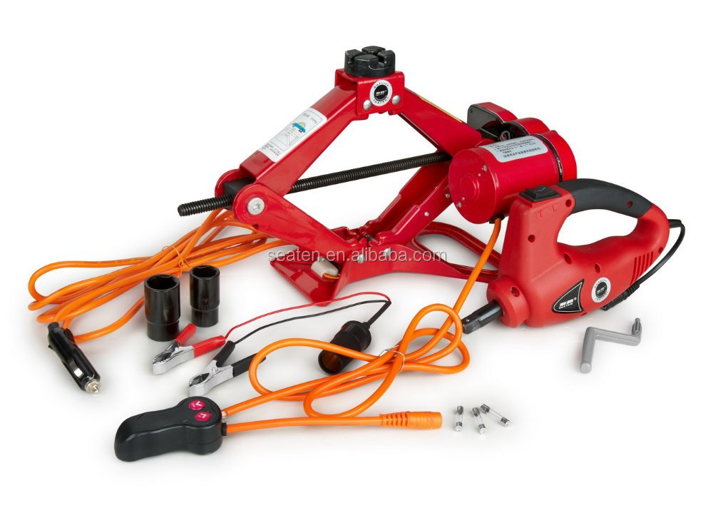 12V Electric scissor jack manufacturers