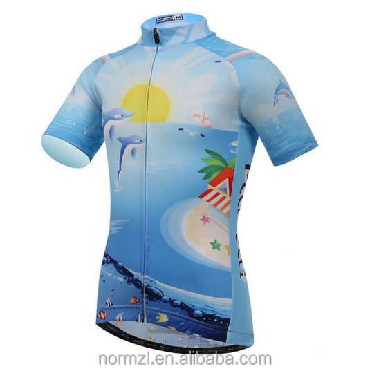 Children Short Sleeve Cycling Clothing Summer Cycling Bike Jersey Sets Breathable Bicycle Clothes Maillot