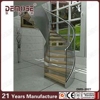 spiral stairs kits