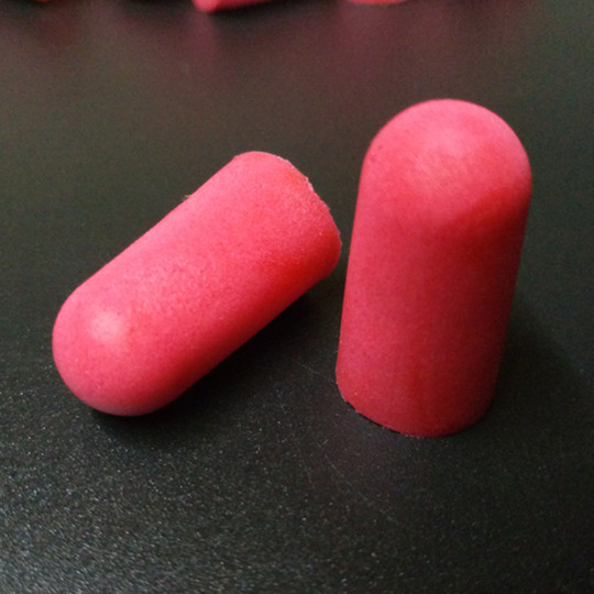 personal hearing protection ear plug foam