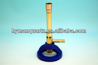 Bunsen Burner cast iron base