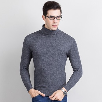 Casual Fashion Best Quality Latest Design Cable Knit Men Sweater