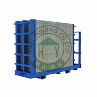Lightweight building hollow core block machine light weight wall panel making concrete extruder