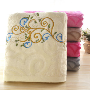 Bulk Wholesale Jacquard Embroidery Peri Towels