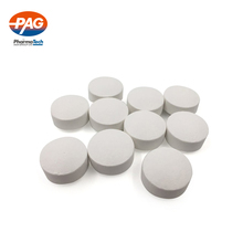 Competitive price white powder zinc oxide tablet vitamin c+zinc 500mg