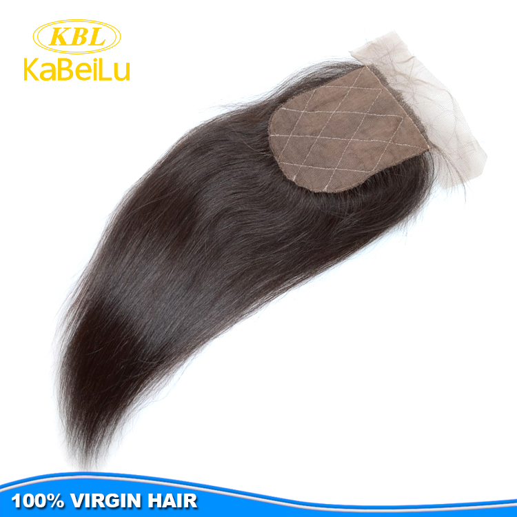 KBL High density lace hair units womens hair pieces,virgin silicone hair pieces,cheap silk base hair topper women