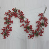 2017 Hot Sell Eco Friendly Christmas Artificial Fruit Garland