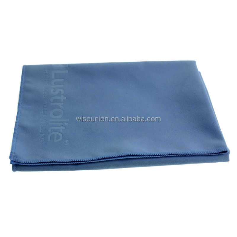 designed brand name printed custom made oil absorbent rags