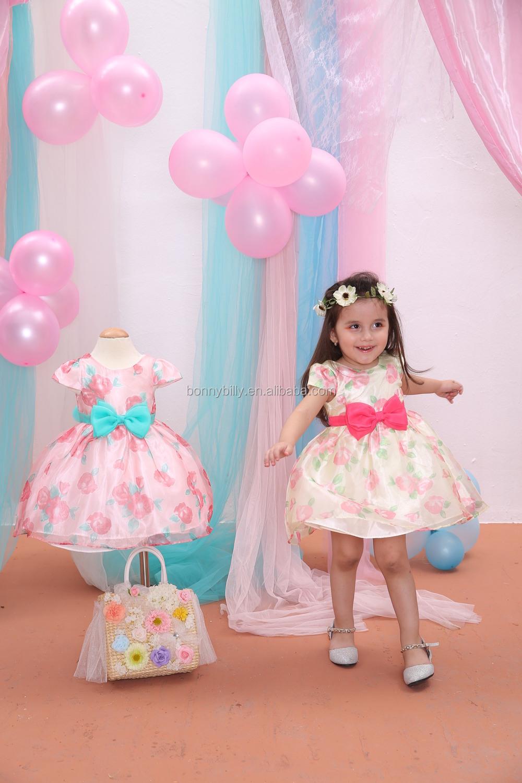 Geburtstag Kleid Für Mädchen,3-jähriges Mädchen Kleid,Mädchen ...