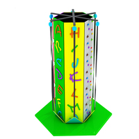 Hot Selling Cheap Kids Indoor Rock Climbing Wall