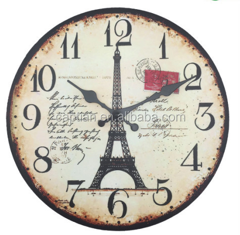 Different Types Of Customized Tuning Chinese Electronic Wall Clocks