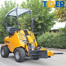 TIDER TD200 avant mini skid steer loader