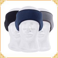Wholesale 4 colors High Quality Polar Fleece Ear Band Ear Warmer Headband