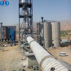 Energy-saving Rotary Kiln used in cement plant