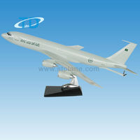 B707 ROTAL SAUDI AIR FORCE 1 100 scale model aircraft