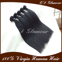 100 Human Hair Grade 7A Virgin Indian Hair, 8A Human Hair Weave, Wholesale Hair Bundles
