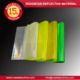 glass beads 22C reflective PVC sheet for safety fabric
