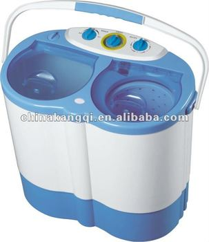 Merveilleux 3.5kg Twin Tub Mini Washing Machine
