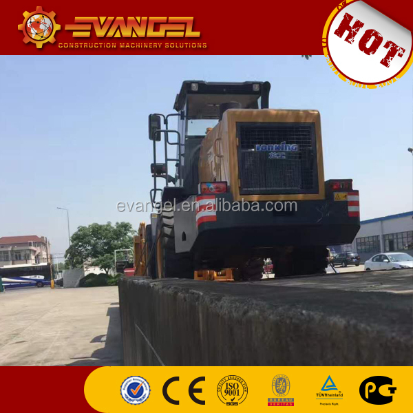Construction Machine Lonking 3 ton Mini Wheel Loader With Discount Price