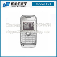 Original Music MP3 3G Smartphone with Unlocked and battery Mobile Phone Used for Nokia E71 3310 105 1050