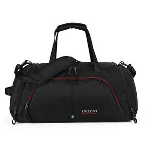 custom sport gym laptop bags travel duffel large sports bag with shoe  storage f1ad2e6f2aab0