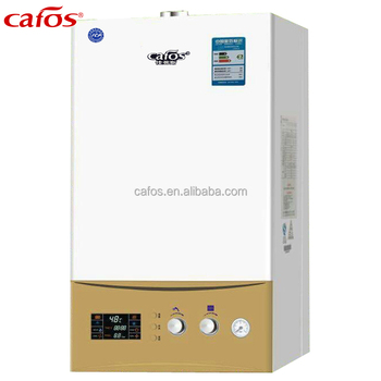 Gas Combi Boiler For House Heating And Domestic Hot Water - Buy ...