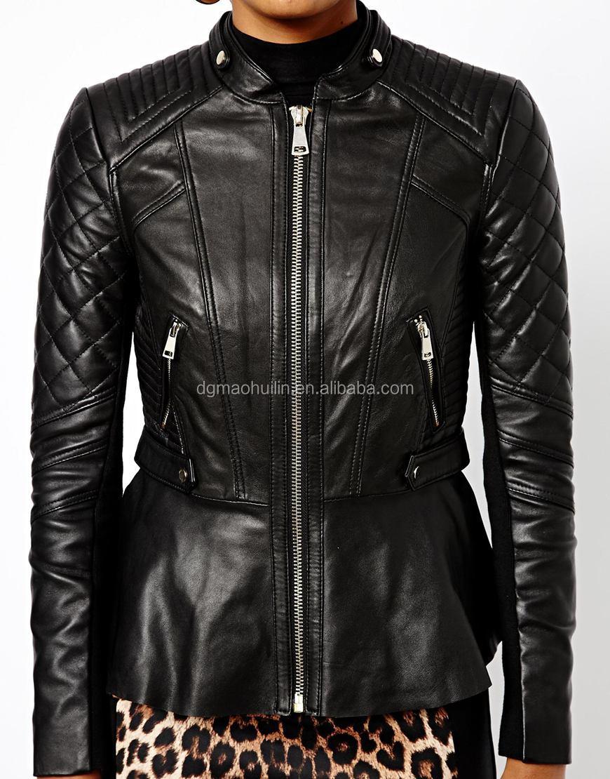 f0b04b7a619 Factoey Дизайн Oem Зимняя Женская Одежда Турецкие Кожаные Куртки ...
