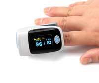 China factory high quality FINGER pulse oximeter pluse cheap price gold supplier
