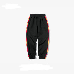 Autumn Fashion Kids Jogging Pant with Ribbon