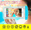 Glow in dark Universal Waterproof Case waterproof bag CellPhone Dry Bag Pouch for Apple iPhone Samsung,Sony, HTC LG Sony