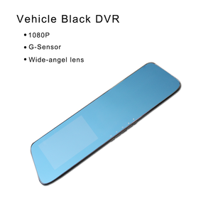 Custom logo 4.3 inch TFT LCD Digital Car Rear View Monitor Mirror with screen Stand alone best quality