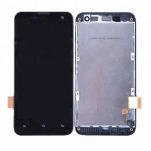 Per <span class=keywords><strong>Xiaomi</strong></span> <span class=keywords><strong>Mi2</strong></span> Mi 2 S LCD Screen Display Touch Digitizer Assembly Con Telaio Nero
