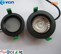 VGN high quality waterproof ip65 emc 3020 c-tick ce rohs new design recessed ce rohs led shower lighting fixtures