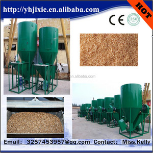 widely usedFeed Mixer/feed Machine Used To Mixing Raw Materials,Electric Feed Mixer,Animal And Poultry Feed Mixer made in china