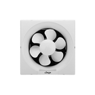 Factory Price 220V 12'' 10'' 8'' inch two way ventilation 45w Bathroom Exhaust Fan