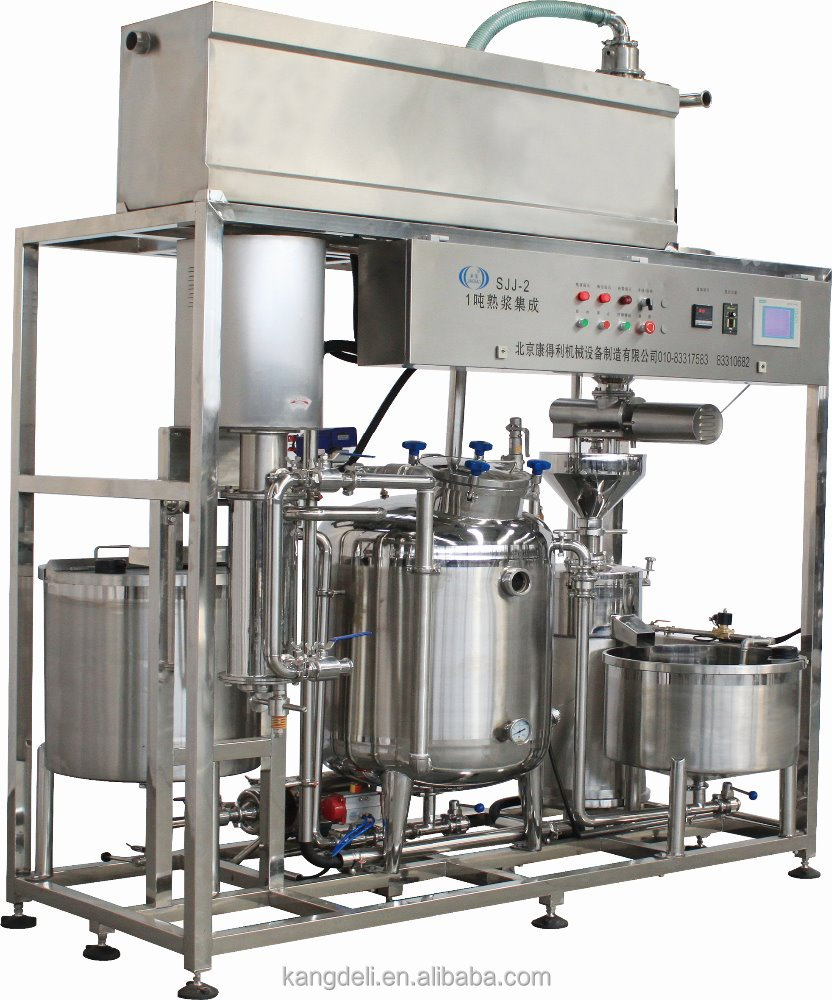 New Type Soy Milk Processing Making Machine (cook Soy Technology) - Buy Soy  Milk And Tofu Processing Machine,Industrial Soy Milk And Tofu Production