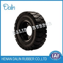 Solid rubber tire 16.00-25