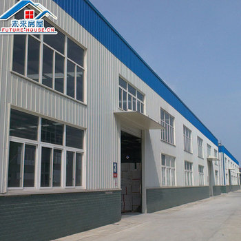 Factory Supply Prefabricated European Warehouse Prefab