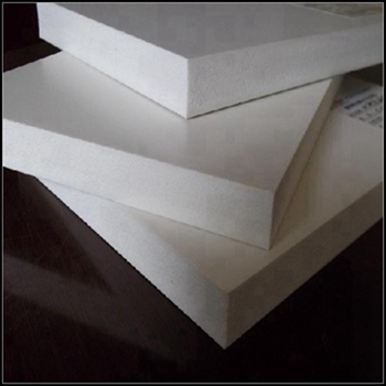 High density Laminated Hard finish pvc fomex board