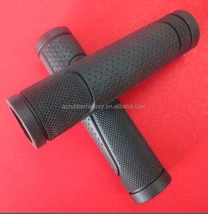 Molded Rubber Handle Fitness Silicone Grip