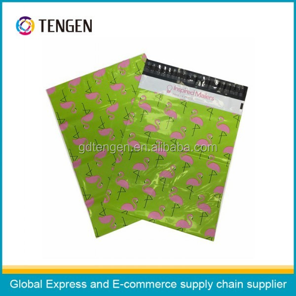 Colorful Self Adhesive LDPE /OPP Plastic Bag with Seal