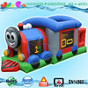crasy train cheap jump castle inflatables for kids